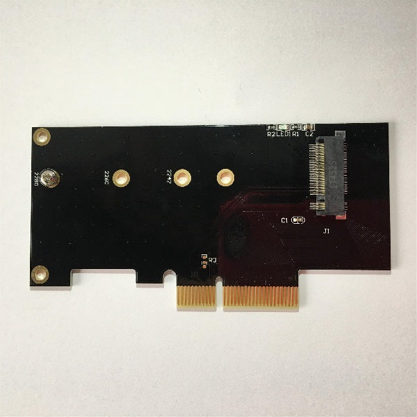 ROCKPro64 PCI-E X4 To M.2/NGFF NVMe SSD Interface Card