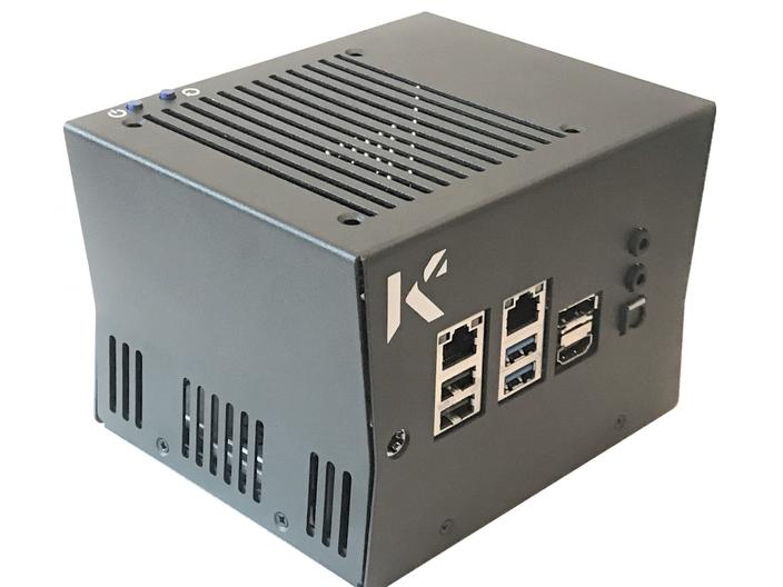 KKSB ODROID-H2 Case (NAS Capable)