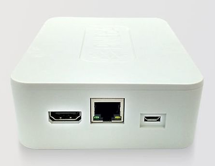 PINE A64/A64+ ABS Enclosure - White