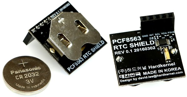 RTC Shield for C2 / C4