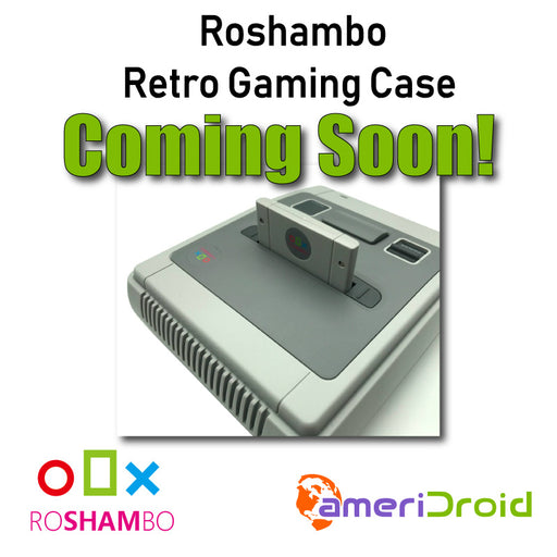 Roshambo Retro Gaming Case