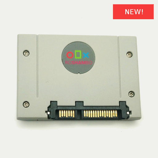 Roshambo SSD Retro Gaming Cartridge