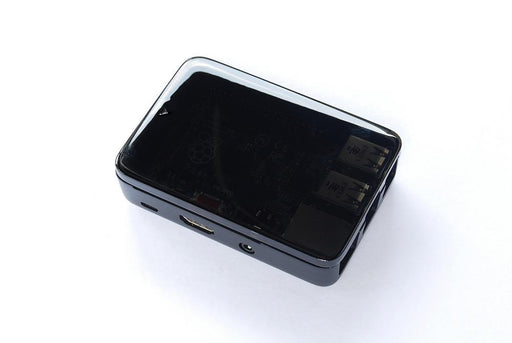 Short Crust Plus Case for Raspberry Pi (3/2/B-Plus)