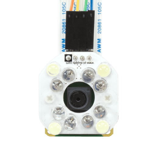 Bright Pi - DIY Bright White and IR Camera Light (for Raspberry Pi and others)