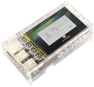 ODROID-C1/C1+/C2 Case Compatible with 3.5 Touchscreen