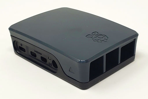Raspberry Pi 4 Official Case Black/Grey