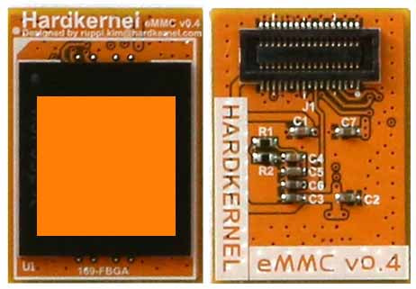 eMMC Module C4 Linux (Orange Box)