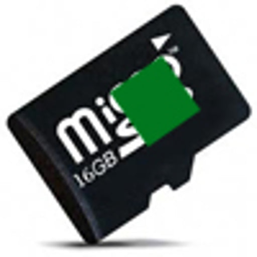 16GB MicroSD UHS-1 C2 Android (Green Box)