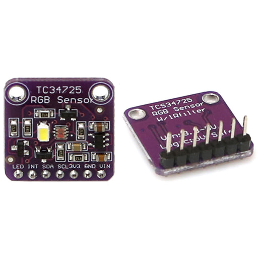 TCS3472 Color Sensor with IR filter