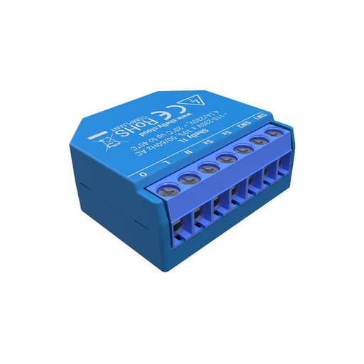 Shelly 1L - WiFi AC Single-Wire Relay Switch 4.1A