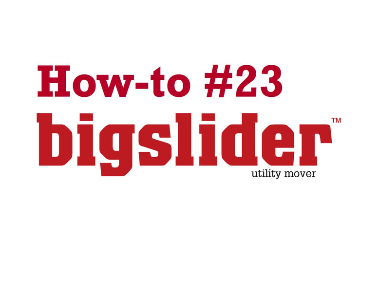HOW-TO #23: Move large, heavy mattresses