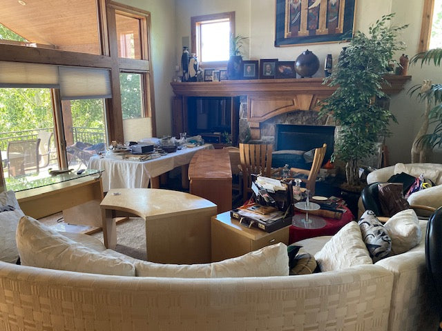 Easily Move Heavy Furniture for New Flooring Project