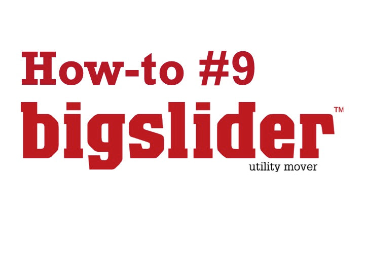 How-to #9: Easily remove sticky residue