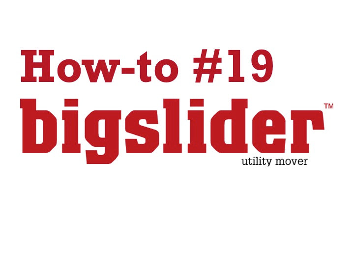 How-to #19: Dust the best way...then vacuum