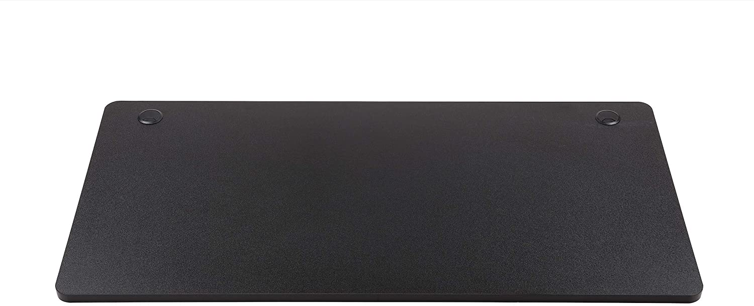 UNICOO Melamine 55.1 x 27.6 Table Top (Black)