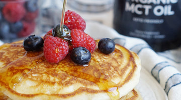 The Best Keto-Friendly Sunday Pancakes with MCToil