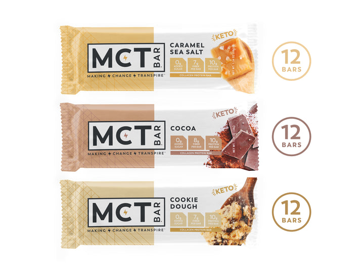 MCTBar Savings Bundle (36 CT)