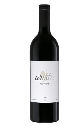 Aristo Wine - 2016 Lodi Ruby Port
