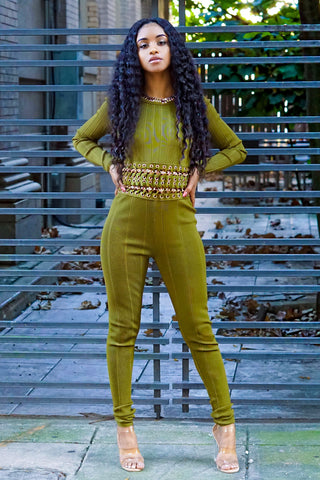 Olive Couture | Jumpsuit