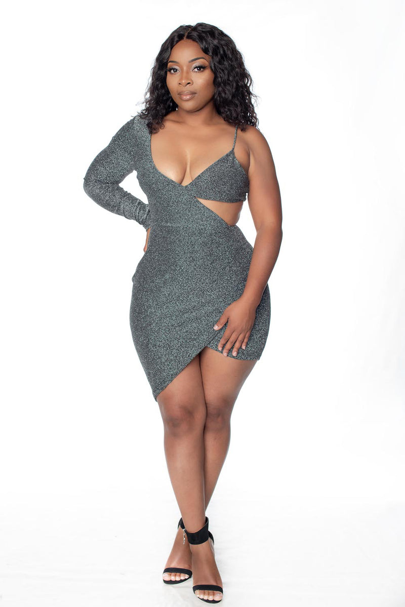 MADONNA SHINE BODYCON DRESS