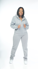 Chill Jogger Set (Gray)