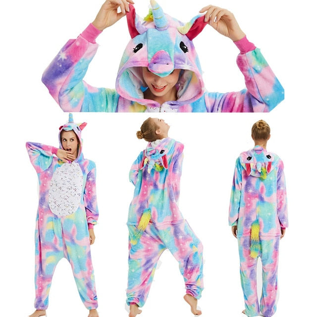Adult Unicorn Onesie - AH Boutique