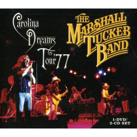 Carolina Dreams Tour '77 Double CD & DVD