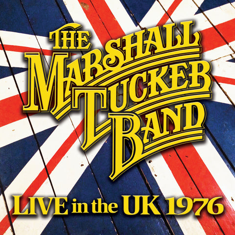 Live in the UK 1976 CD