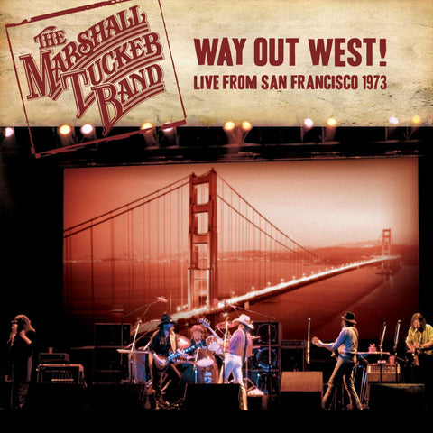 Way Out West! Live From San Francisco 1973