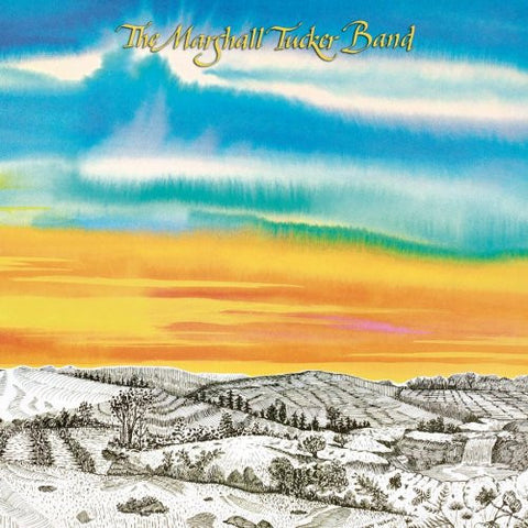 The Marshall Tucker Band LP (2017 Re-Issue)