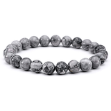 Ancient Gray  Vida Bracelet