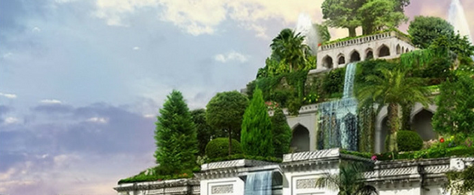 The historic origins of vertical gardens [gallery]