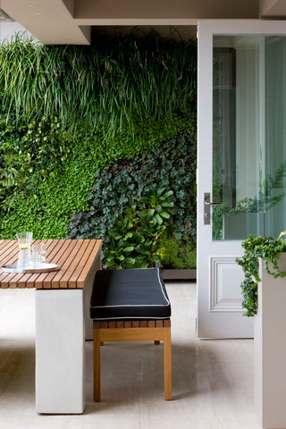 Growup vertical farming | decorative vertical garden inspiration