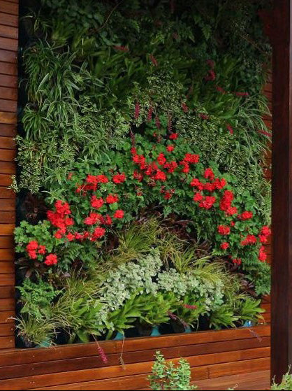 Growup vertical farming | decorative vertical garden