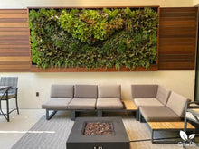 GrowUp Greenwall Kit - 8' Wide x 4' Tall - Recirculating Outdoor
