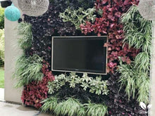 GrowUp Greenwall Kit - 6' Wide x 7' Tall - Recirculating Outdoor