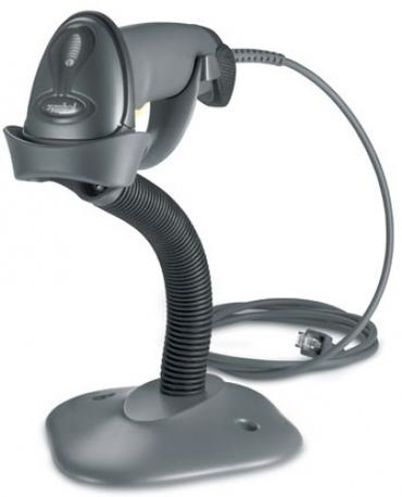 Zebra Scanner Kit LS2208 USB Black Stand