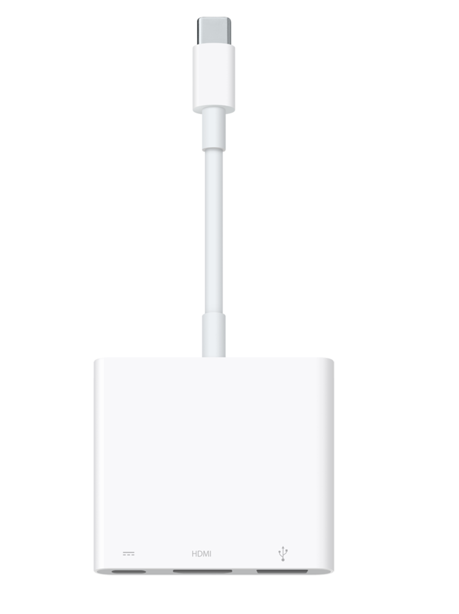 Apple USB Type-C Digital AV Multiport Adapter HDMI/USB/USBC