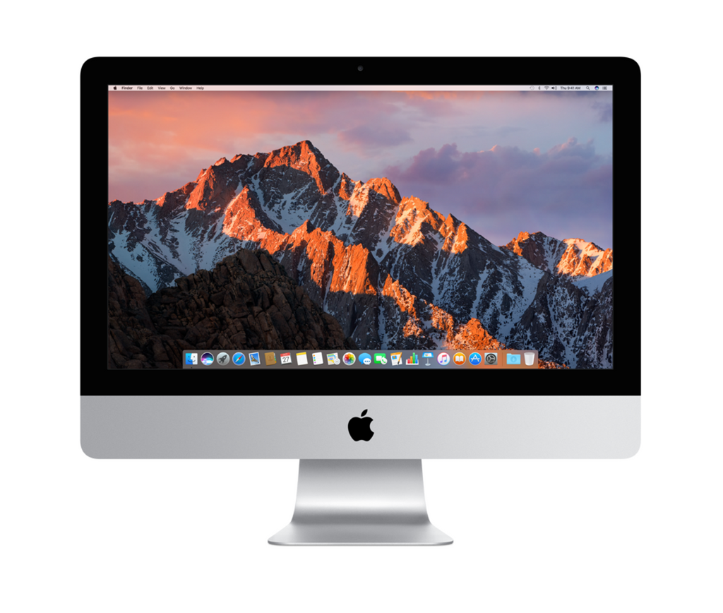 "Apple iMac 21.5"" Retina 4K 3.4GHz QC i5/8GB/1TB FD/RP560 4GB"