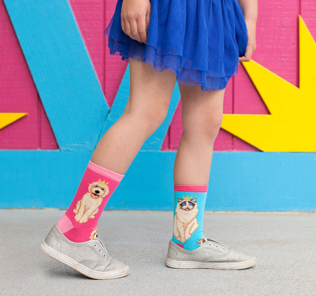 New Kids Socks - Why Should Adults Have All The Fun?