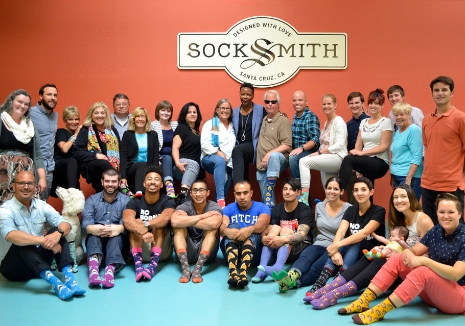 What Does Socksmith Mean to Me?