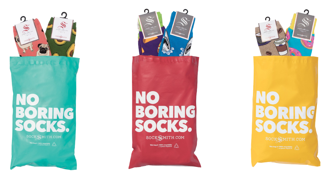 Socksmith Monthly Sock Subscriptions! Women's, Men's, and Mixed sets