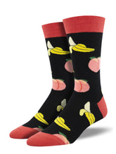 "Men's ""Peaches And Cream"" Socks"