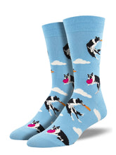 "Men's ""Catch Your Drift"" Socks"