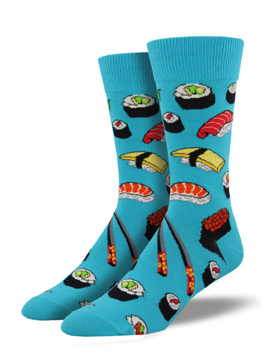 Sushi Food Socks for Men - Shop Now | Socksmith