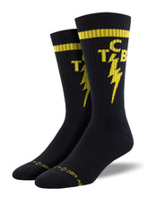 "NO BS - ""Taking Care Of Business"" Athletic Socks"