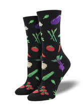 "Women's ""Veggie Might"" Socks"