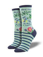 Women's Full Bloom Socks
