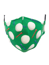 """Tee It Up"" Mask"