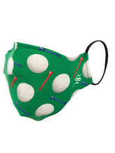 "One-Size ""Tee It Up"" Mask"